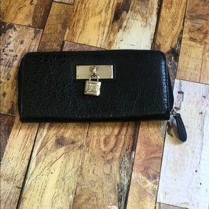 🐐NY& C Black Wallet